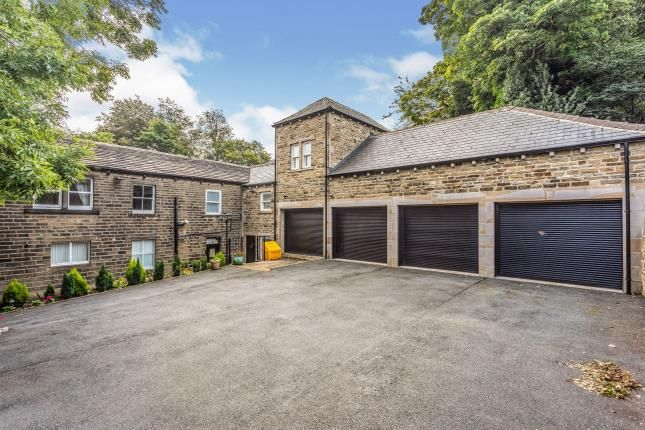 Thumbnail Detached house for sale in Cowrakes Road, Lindley, Huddersfield, West Yorkshire