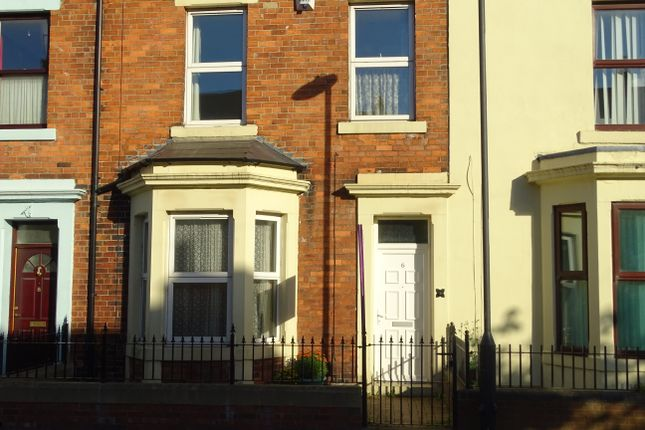 Thumbnail Terraced house to rent in Chelsea Grove, Newcastle Upon Tyne