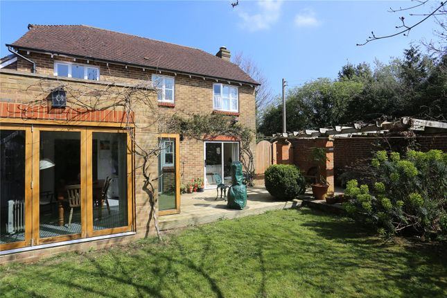 Thumbnail Detached house for sale in The Forstal, Hadlow, Tonbridge