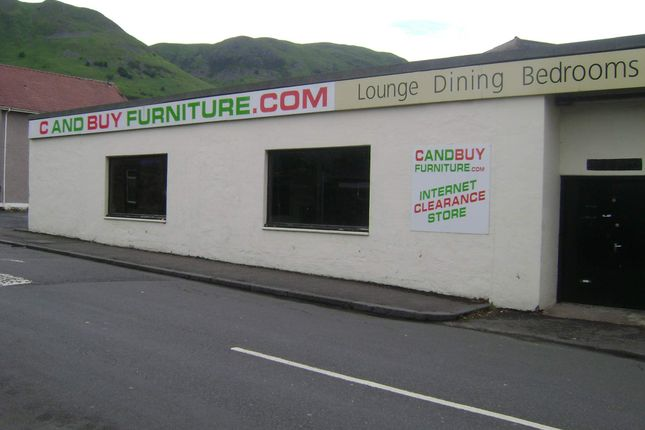 Thumbnail Retail premises for sale in 5 / 9 Hill Street, Tillicoultry