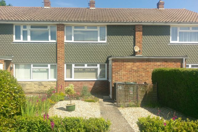 Thumbnail Terraced house for sale in Harmers Hay Road, Hailsham