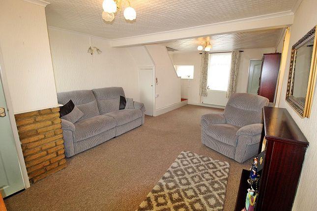 Lounge/Diner of York Terrace, Georgetown, Tredegar, Blaenau Gwent. NP22