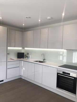 Thumbnail Flat for sale in Addison House, Green Park Village, Reading