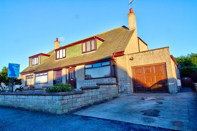 Thumbnail Semi-detached house for sale in West Road, Peterhead