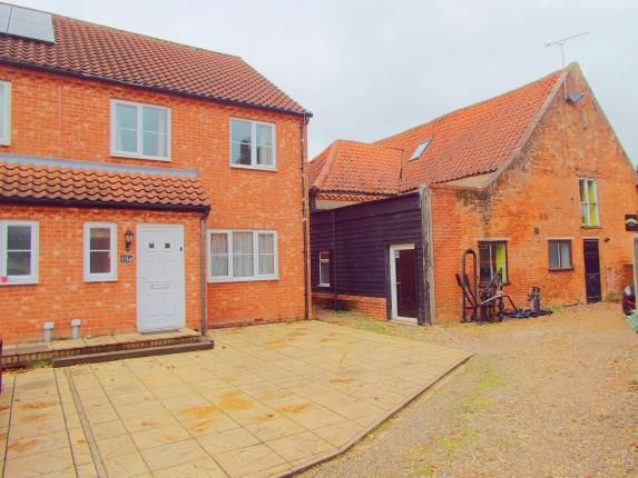 Thumbnail End terrace house for sale in Swaffham, Norfolk, .