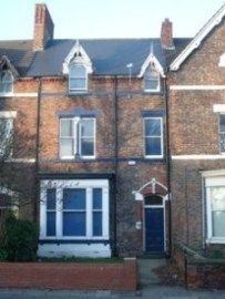 Thumbnail Terraced house to rent in Yarm Road, Stockton-On-Tees