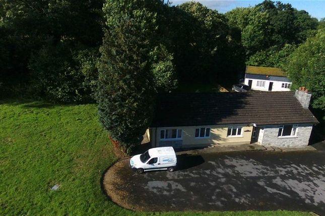 Thumbnail Detached bungalow for sale in Cwmffrwd, Cwmffrwd, Carmarthen