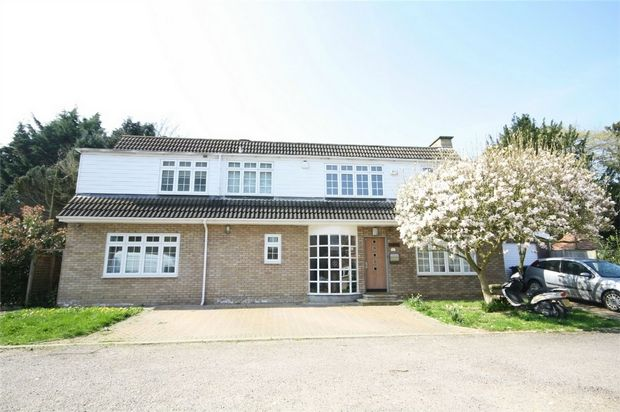 Thumbnail Detached house to rent in Delaford Close, Iver, Buckinghamshire