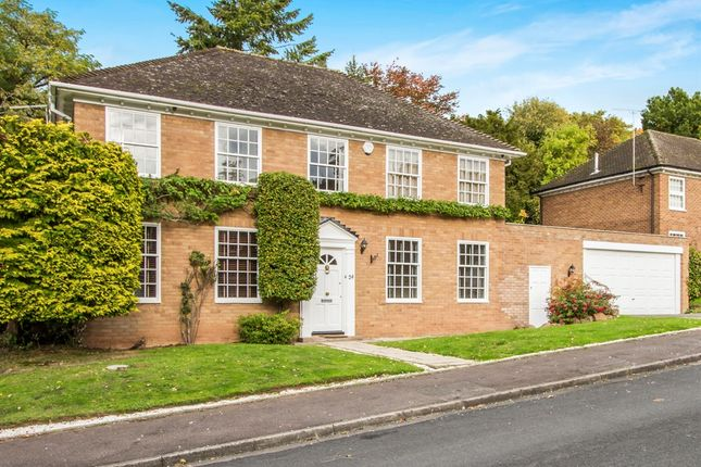 Thumbnail Detached house for sale in Fairlands Park, Cannon Park, Coventry