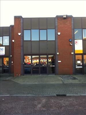 Thumbnail Light industrial to let in Unit Spectrum Business Centre, Anthony's Way, Medway City Estate, Rochester, Kent