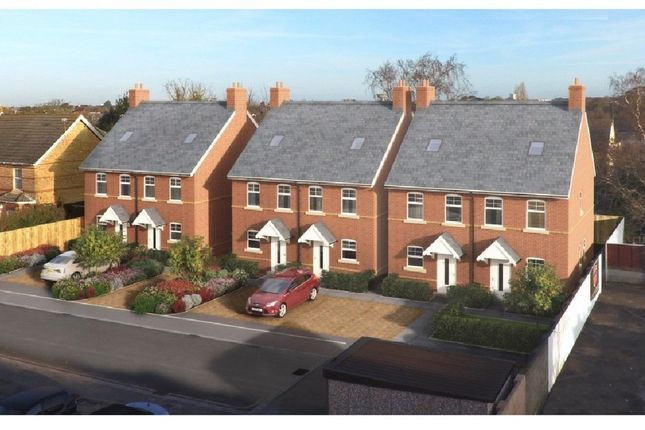 Thumbnail Semi-detached house for sale in Wesley Road, Parkstone, Poole