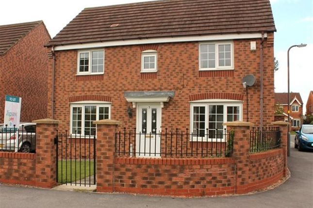 Thumbnail Detached house to rent in Sycamore Avenue, Eggborough, Goole