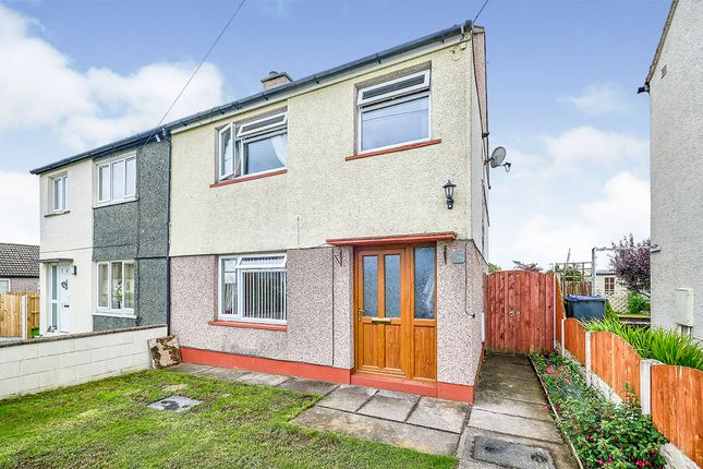 Thumbnail Semi-detached house for sale in Shawk Crescent, Thursby, Carlisle, Cumbria