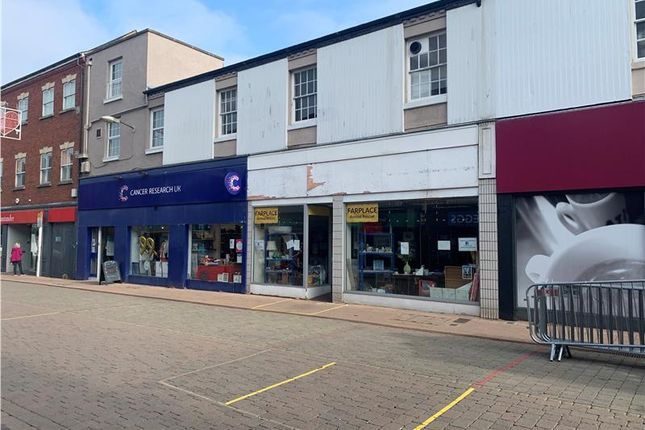 Thumbnail Retail premises to let in 72 Market Street, Loughborough, Leicestershire