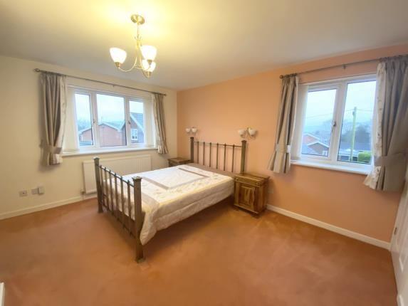 Bedroom of Uwch Y Nant, Mynydd Isa, Mold, Flintshire CH7