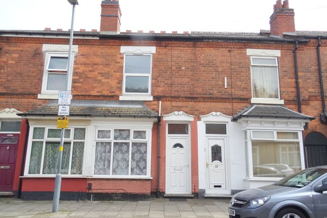 Thumbnail Terraced house to rent in Charles Road, Aston, Birmingham