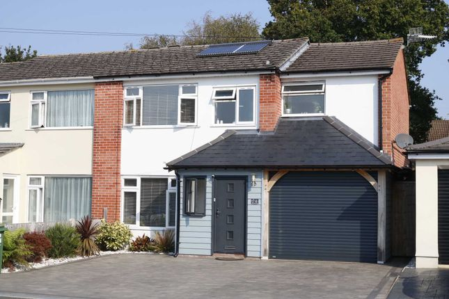 Thumbnail Detached house to rent in Priors Road, Creekmoor, Poole