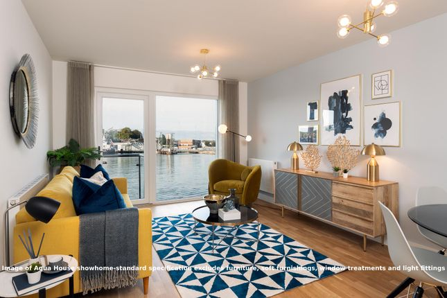 Thumbnail Flat for sale in Millbay Road, Plymouth