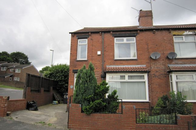 Thumbnail End terrace house to rent in Aston Road, Bramley, Leeds, West Yorkshire