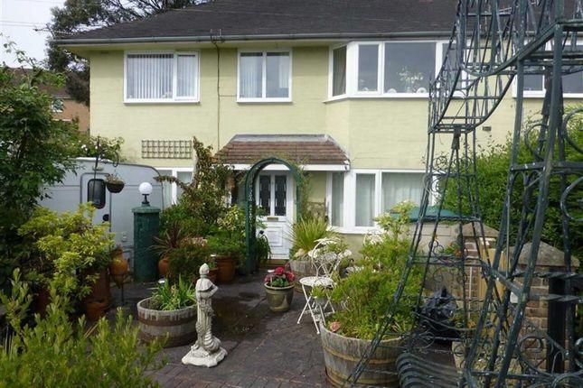 Thumbnail Flat for sale in Heol Isaf, Penparcau, Aberystwyth