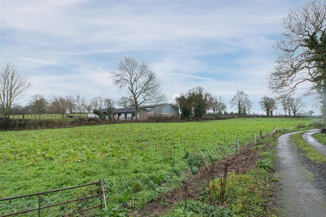 Thumbnail Land for sale in Newbold Road, Barlestone, Nuneaton
