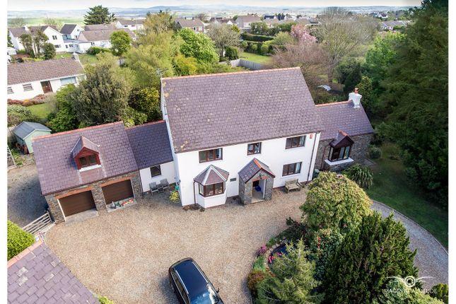 Thumbnail Detached house for sale in Park Corner Road, Haverfordwest