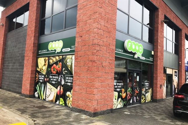 Thumbnail Retail premises for sale in Rowlandsway, Civic Centre, Wythenshawe, Manchester