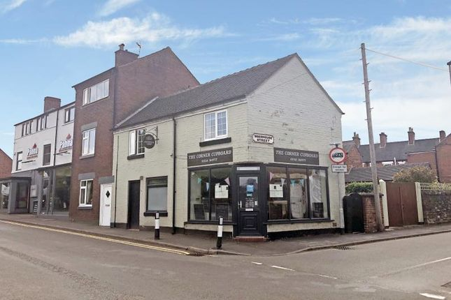 Thumbnail Retail premises to let in 12, Ashbourne Road, Leek