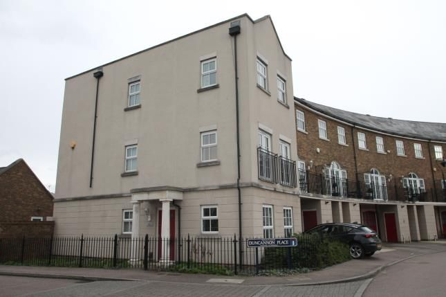 Thumbnail End terrace house for sale in Duncannon Place, Greenhithe, Kent