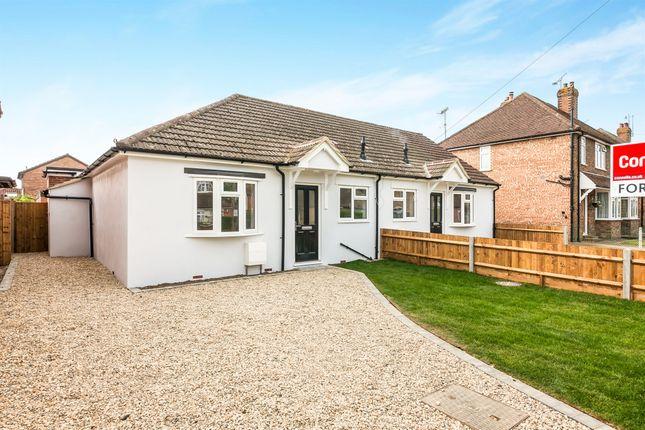 Thumbnail Semi-detached bungalow for sale in Parkhurst Road, Horley