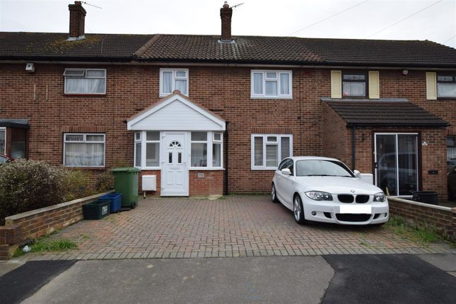 Thumbnail Terraced house for sale in Brian Road, Chadwell Heath, Romford