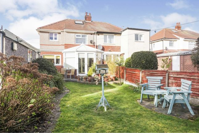 Rear View of Rodney Avenue, St. Annes, Lytham St. Annes FY8