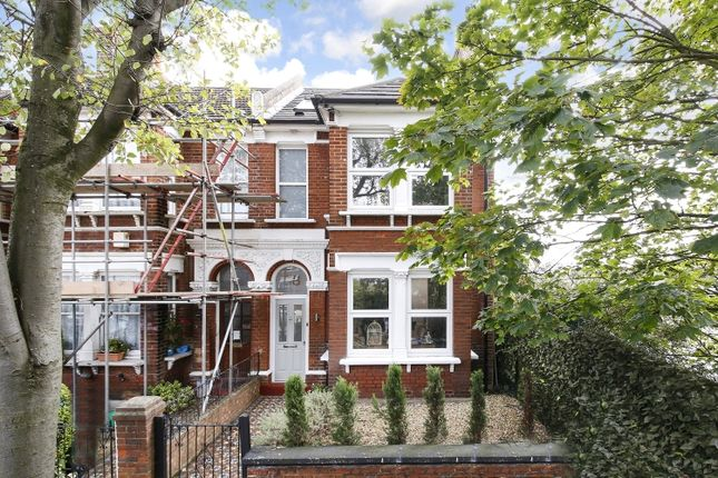 Thumbnail End terrace house for sale in Craigerne Road, London