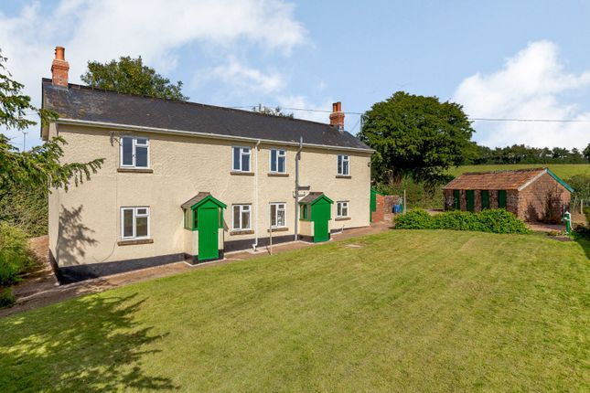 Thumbnail 3 bed detached house for sale in Butterleigh, Cullompton, Devon