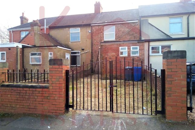 Thumbnail Terraced house to rent in South Street, Highfields, Doncaster