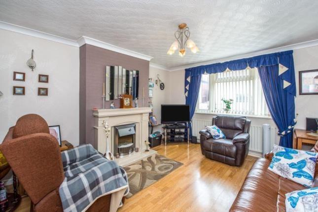 Living Room of Finborough Road, Walton, Liverpool, Merseyside L4