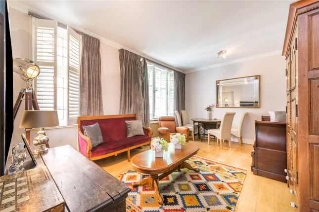 Thumbnail Flat to rent in Queen Alexandra Mansions, 3 Grape Street, London