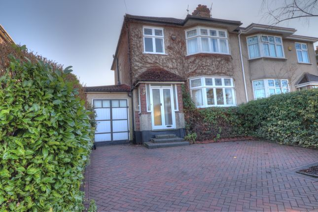 Semi-detached house for sale in Branscombe Road, Bristol