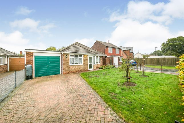 Thumbnail Detached bungalow for sale in Millers Way, Burgess Hill