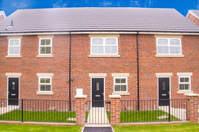 Thumbnail Terraced house for sale in Laburnum Grove, St. Helen Auckland, Bishop Auckland