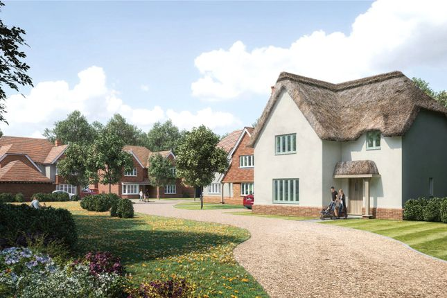 3 bed detached house for sale in Cranmore Lane, West Horsley, Leatherhead KT24