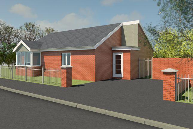 Thumbnail Detached bungalow for sale in Ellards Drive, Wednesfield, Wolverhampton