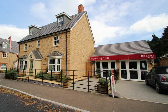Thumbnail Detached house for sale in Churchill Gardens, Broad Lane, Brimsham Park, Yate, South Gloucestershire