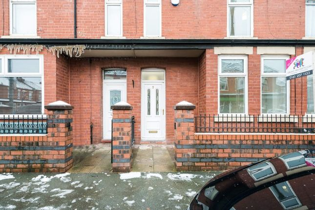 Thumbnail Terraced house to rent in Glendore, Weaste, Salford