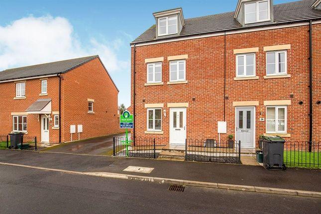 Thumbnail Semi-detached house to rent in Leach Grove, Darlington
