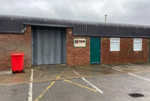 Thumbnail Warehouse to let in Maundrell Road, Calne