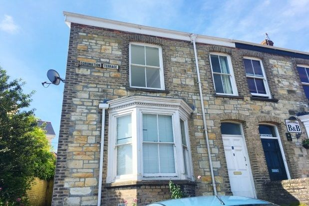 Thumbnail Property to rent in Coronation Terrace, Truro