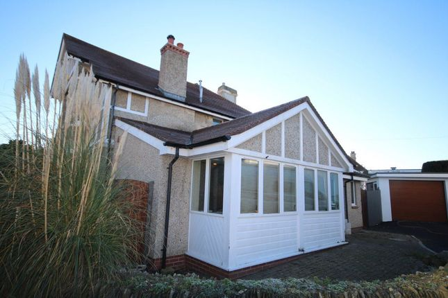 Thumbnail Bungalow to rent in Edgcumbe Avenue, Newquay