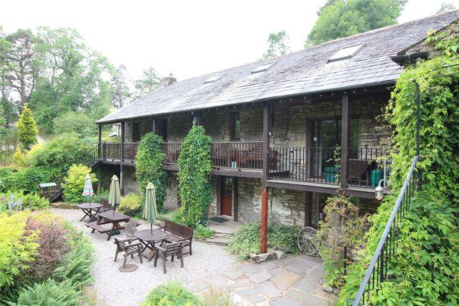 Thumbnail Barn conversion for sale in Fawcett Mill Fields & Owl Cottage, Gaisgill, Penrith, Cumbria