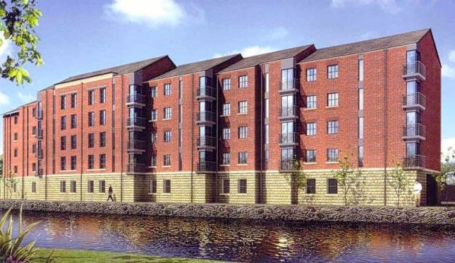 Thumbnail Flat for sale in Rope Walk, Congleton